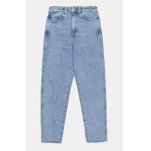 Zara Vintage Mom Fit Jeans